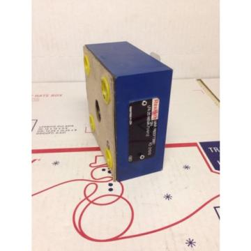 origin REXROTH Hydraulic Valve Manifold R9007737881 LFA25 WEMA-71/V/12