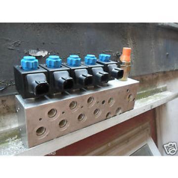 Rexroth Electronic Hydraulic Valve Block 0FE08606OC0101