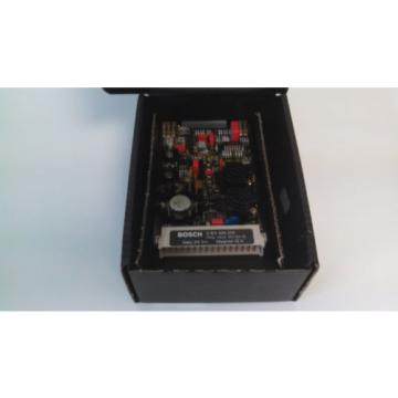 Origin IN BOX REXROTH AMPLIFIER CARD PROPORTIONAL VALVE DRIVER 0-811-405-013