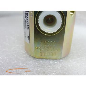Bosch Dutch USA Rexroth 1535400171 Hydraulikadapter PS=330bar > ungebraucht! <
