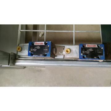 Rexroth Valve 4WP 6 D60 R900752414