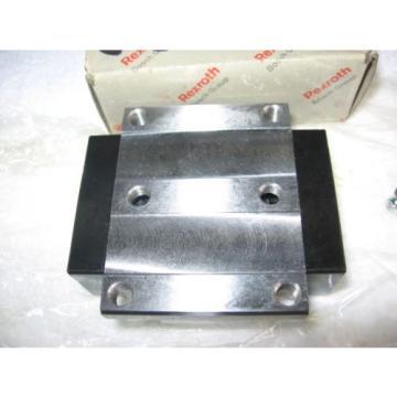 Rexroth Linear Ball Bearing Guide Rail Block 1651-894-10