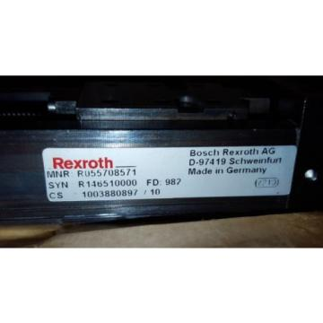 Rexroth PSK 40 Precision Linear Module with Ball Rail amp; Precision Ball Screw