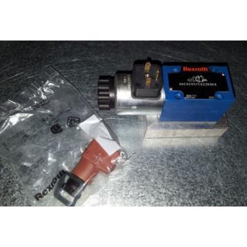 Rexroth Hydraulic Valve, 4-way directional, single solenoid 4WE6C6X/EG12N9K4