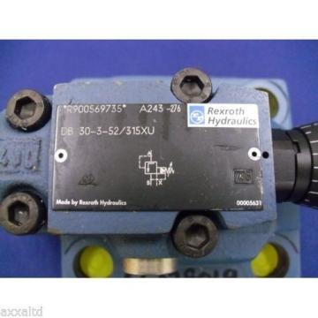 Relief Valve Rexroth DB-30-3-52/315XU