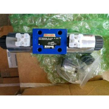 origin Rexroth Hydraulic Directional Control Valve 4WE10D33/OFCG24N9K4 / R900591664
