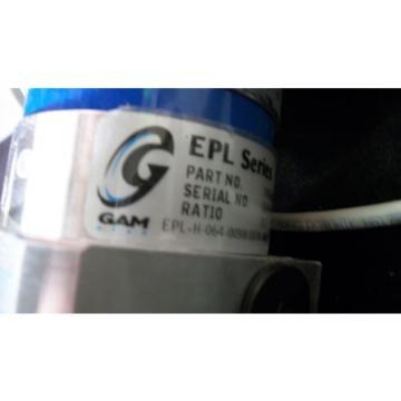 Rexroth CKR R036440000 Linear module Gam EPL 701680  Allen Bradley MPL-A220T