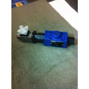 REXROTH DRE6-11/100MG24K4M HYDRAULIC PRESSURE REDUCING VALVE Origin R900932943