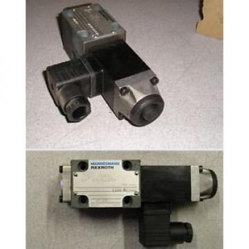 Bosch Mannesmann Rexroth 4WE 6Y53/A W220-60NZ4 Directional Control Valve
