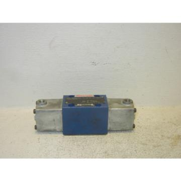 REXROTH R978000835 USED DIRECTIONAL VALVE R978000835