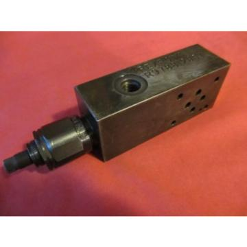 Rexroth Singapore Mexico R978812007 Hydraulic Valve Assembly