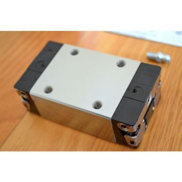 Origin Rexroth R162229421 Size25 Linear Rail Bearing Runner Blocks - THK CNC Router