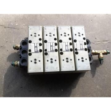 Rexroth GT10061-2440 Pneumatic Valve 4 Assembly FREE SHIPPING