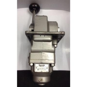 R431002840 REXROTH HC2-FX CONTROLAIR VALVE