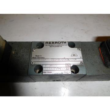 Rexroth DBEP6C06-1X/25A24NZ4M Hydraulic Proportional Valve D03