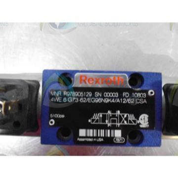 REXROTH 978905129 VALVE Origin NO BOX