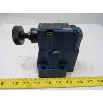 Bosch Rexroth R900905978 DR10-4-52/100Y/12 Pressure Reducing Valve