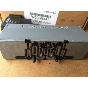 Rexroth Ceram Valve Size 1 GT10061-3940