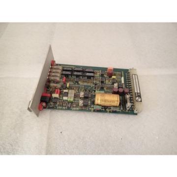 Rexroth Greece Mexico Prop Amplifier VT-3014 VT3014S35 R1 VT3000S3X w/ Warranty