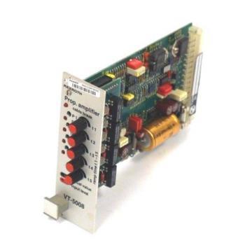 REXROTH Singapore Canada VT-5008-S11-R1 AMPLIFIER CARD VT5008S11R1