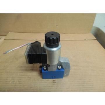 REXROTH SOLENOID VALVE M-3 SEW 6 U36/420 M G96 N9K4 R90057070744