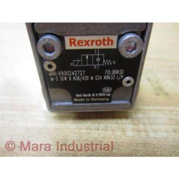 Rexroth Bosch Group R900242727 Valve - origin No Box