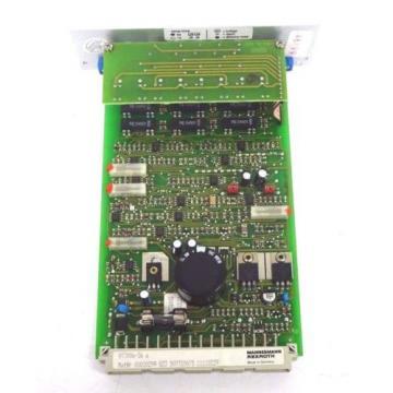 NEW Singapore china BOSCH REXROTH VT3006-36-A AMPLIFIER CARD VT300636A