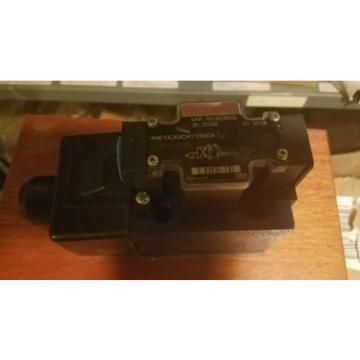 Rexroth 4WE10C40/CW11ON9DA R978908696 Hydraulic Valve origin