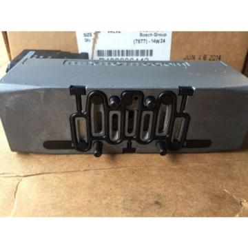 Rexroth Ceram Valve Size 1 GT10061-3951