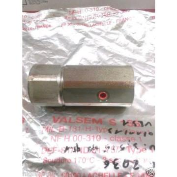 Origin REXROTH Sleeve valve for line mounting single poppet po check