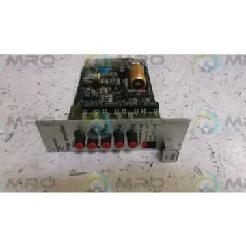 REXROTH Canada France VT3006S35 AMPLIFIER *USED*