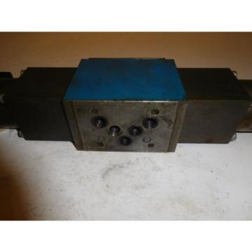 Rexroth 4WRE10E64-14/24K4/M Hydraulic Proportional Valve D05