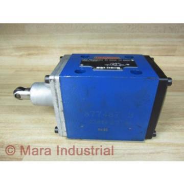 Rexroth India Egypt Bosch R900590253 Valve 4WMU10D31/ - New No Box