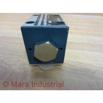 Rexroth Bosch 0 810 091 376 Valve 081WV06P1V6012D50 - origin No Box