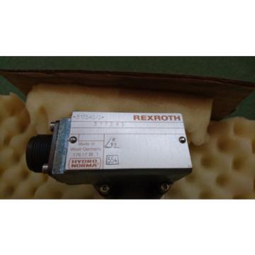 Origin REXROTH 317545/2 317545 SERVO VALVE CONTROLLER --- 0% VAT INVOICE---