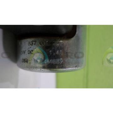 REXROTH 837-001-227 SOLENOID VALVE Origin NO BOX