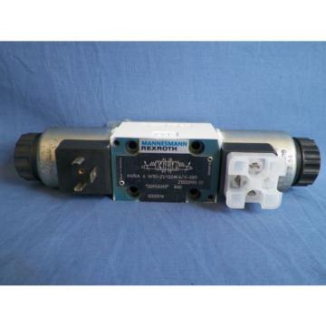Mannesmann Rexroth 4WRA 6 W30-21/G24K4/V-589 Hydraulic Valve