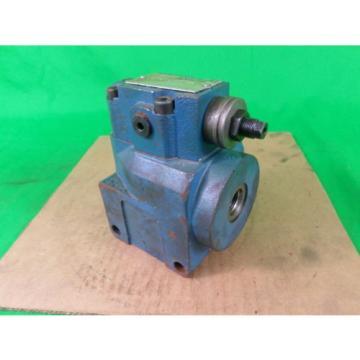 Mannesmann Rexroth DB10G2-521315U/12 Hydraulic Pressure Relief Valve