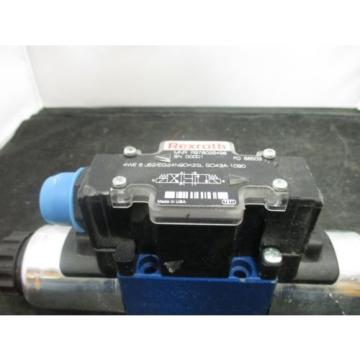Rexroth Hydraulic Directional Control Valve - 4WE 6 J62/EG24N9DK25L