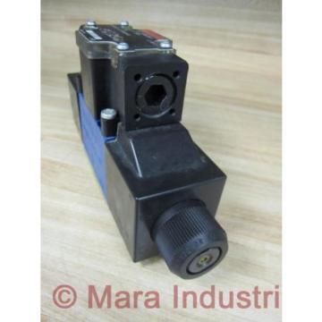 Rexroth Bosch R978872815 Valve 4WE6G62/EW110N9DA/62 - origin No Box