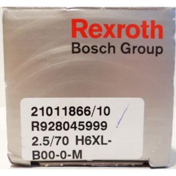 Rexroth Germany France Bosch R928045999 2,5/70 H6XL-B00-0-M  Filterelement -unused/OVP-
