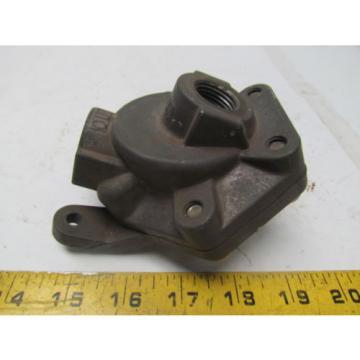 Rexroth P52935-4 Aluminum quick exhaust valve 1/2#034;NPT