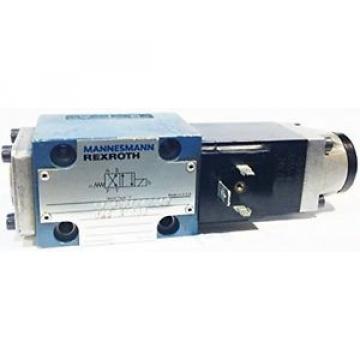 Bosch Rexroth AG 3WE6B51/AG24N9K4 RE999 Directional Spool Valve, Direct Op