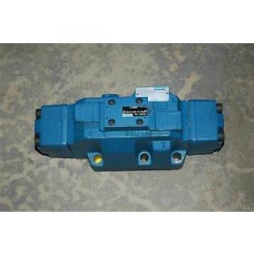 Rexroth 4 Way Electro-Hydraulic Directional Spool Control Valve H-4WEH Size 25