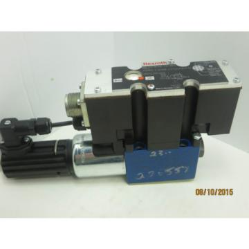 Rexroth Valve 4WREE6WA8-23/G24K31/F1V  Remanufactured