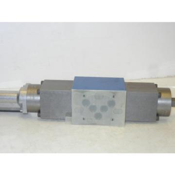 REXROTH 4 WRP 10 E63S-1X/G24Z24/M-850 Origin PROPORTIONAL VALVE 0811404020