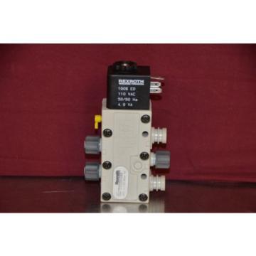 Rexroth R432034083 Solenoid Valve NOS