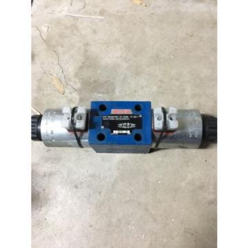 NOW WITH INT SHIPNO RESERVE REXROTH  DIR CONTROL VALVE R900907650 WRA10W60
