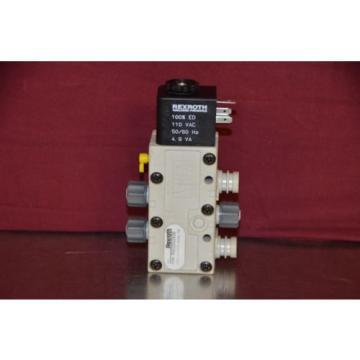Rexroth R432002436 Solenoid Valve NOS