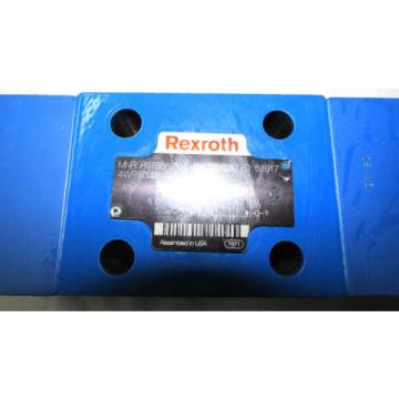 "Rexroth Germany Italy R978863915 Directional Control Valve, 1/2"" Port Size"